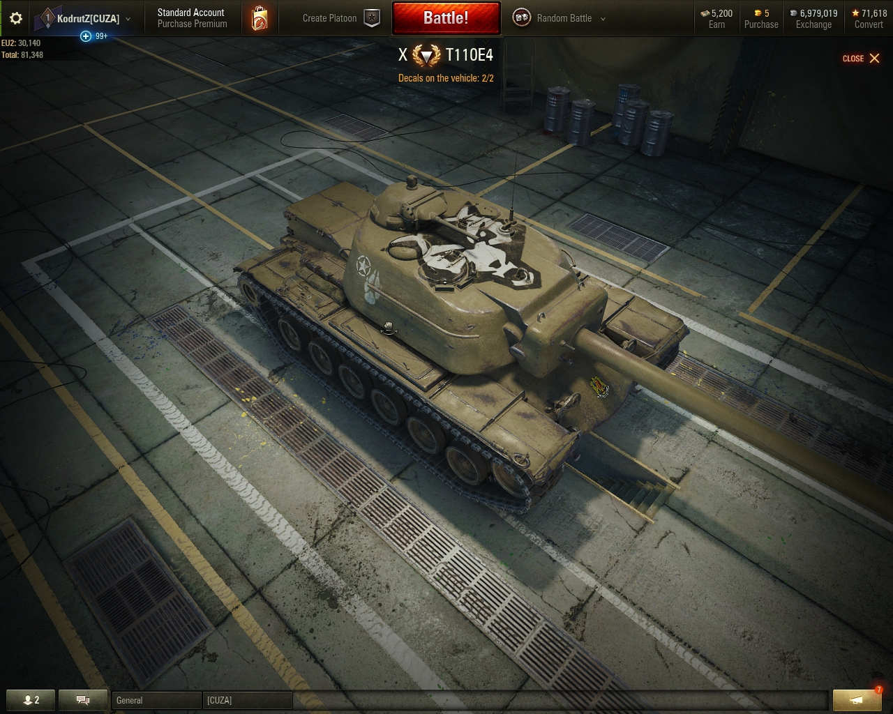 World Of Tanks 1 3 Comes With New Options For Vehicle