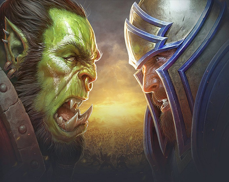 All expansions up to Legion now included in World of Warcraft subscription