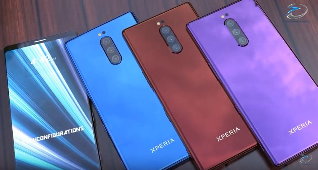 Sony Xperia XZ4 rumor roundup