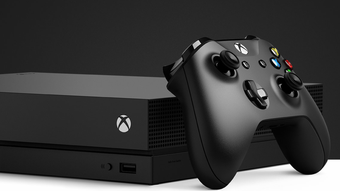 The Xbox One X is the first device to support HDMI 2 1
