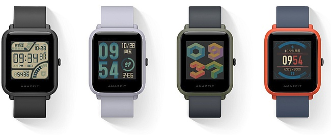 Xiaomi Huami Amazfit Bip smartwatch hits the US for US 99.99 ... f1b41338753
