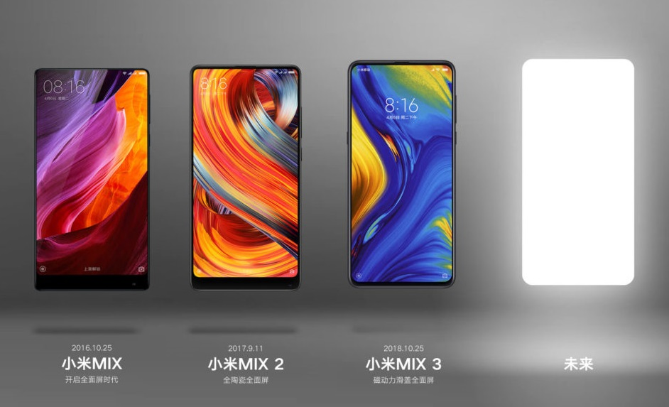 Xiaomi Mi Mix 4: Launch date and triple-camera specs leak