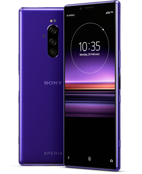 Sony Xperia XZ4 with 1440p display now rumored to be Xperia 1 with 4K HDR OLED - NotebookCheck.net News