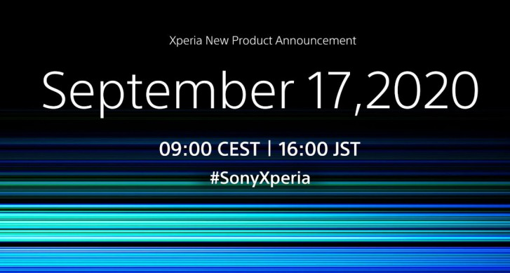 The Xperia 5 II will debut on September 17