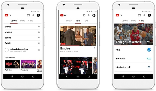 YouTube TV Expands to 14 More Markets in the United States
