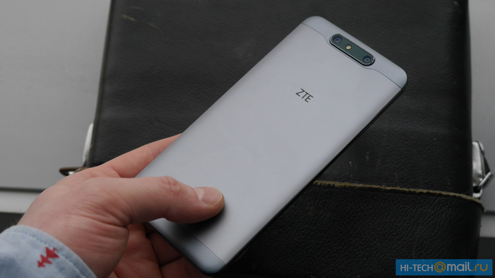 ZTE Blade V8: Dual-Cam midrange phone will be announced at