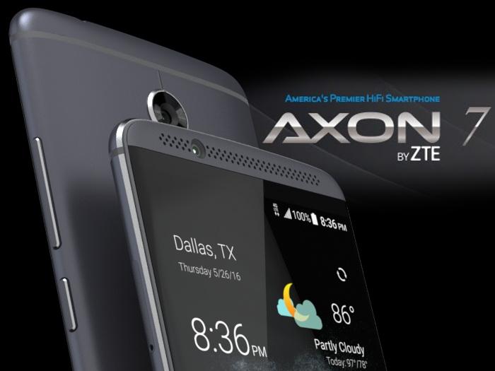 zte axon grey really need