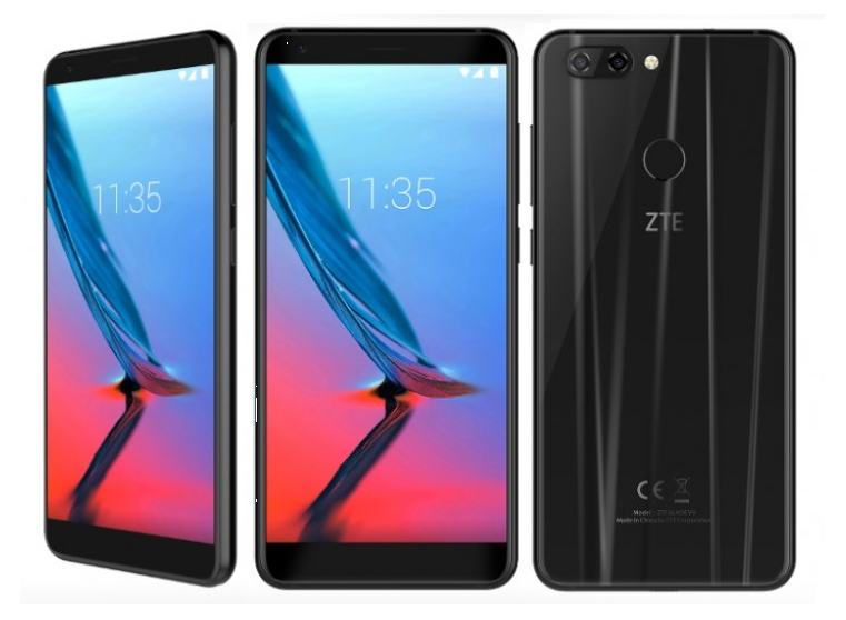 ZTE Blade V9 with Android Oreo onboard hits FCC
