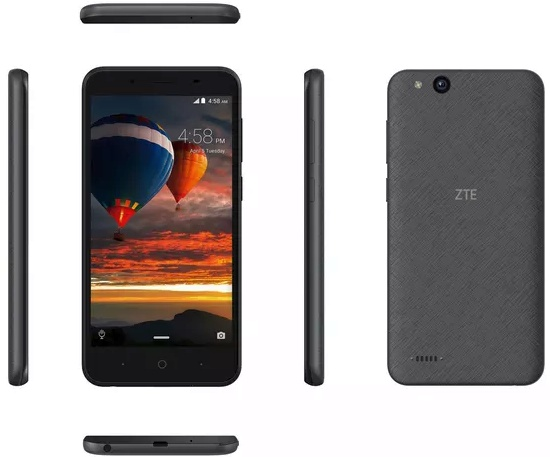 Qualcomm Snapdragon 210-powered ZTE Tempo Go joins the