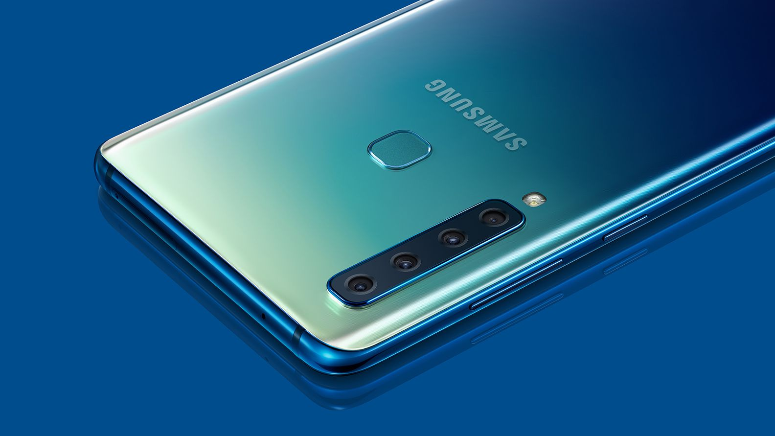 The Galaxy A10 could be the first Samsung phone with an in