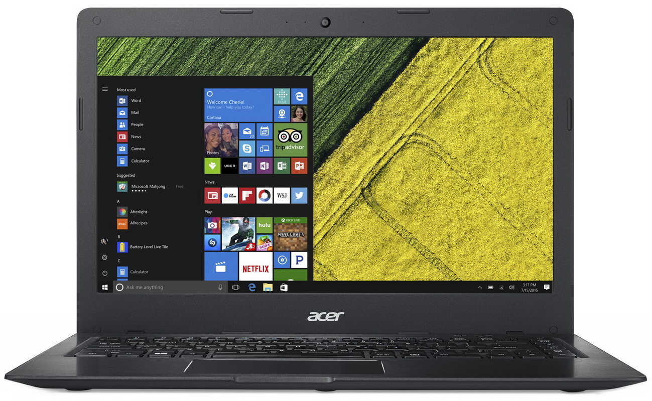 ifa 2016 acer announces thin notebook series swift news. Black Bedroom Furniture Sets. Home Design Ideas