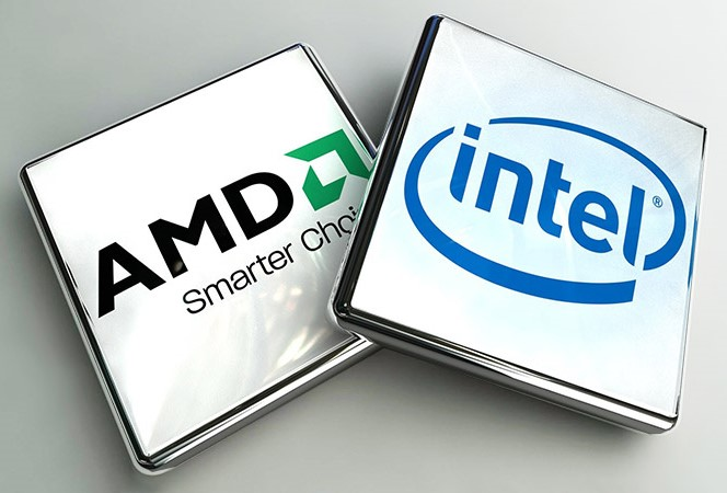 German January report shows Intel's Coffee Lake CPUs