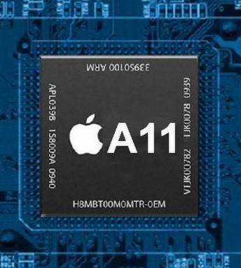 Процессор в iPhone 8