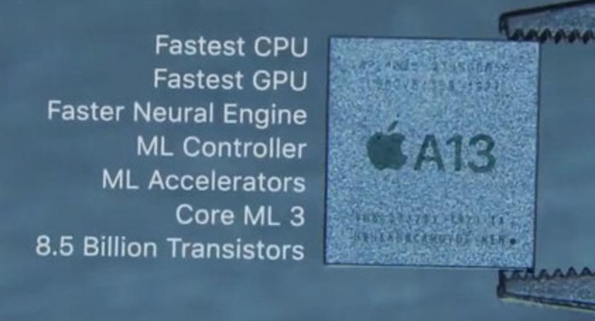 Qualcomm Snapdragon 855 Vs Apple A13 Bionic