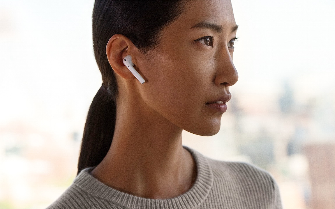 Apple AirPods are the best selling wireless headphones in the US ...