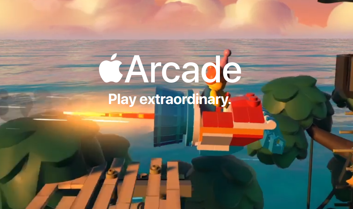 Six more titles come to Apple Arcade