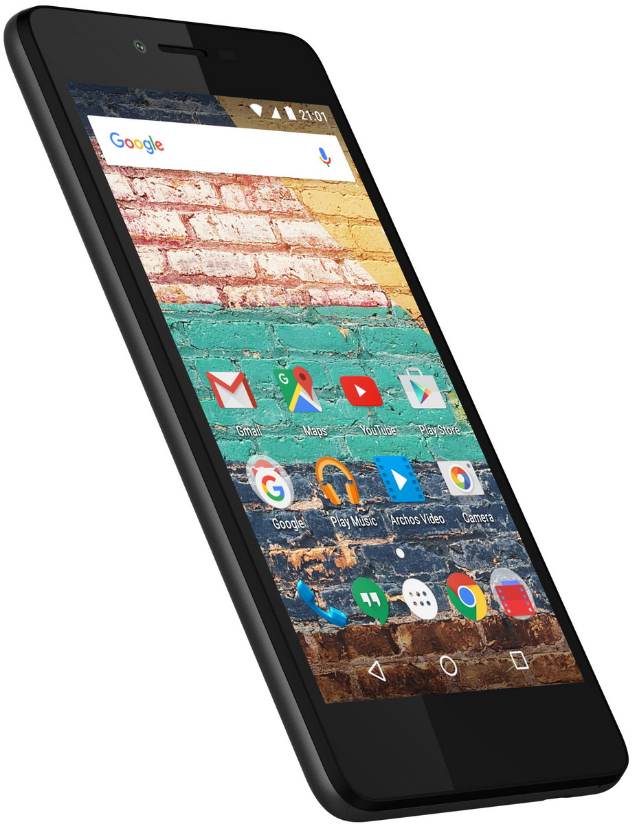 archos 50e neon budget smartphone now available for 80 euros news. Black Bedroom Furniture Sets. Home Design Ideas