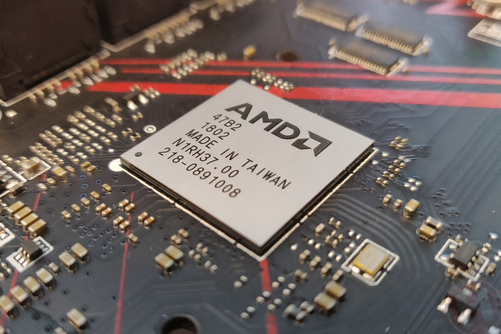 ASMedia to produce AMD B550 and A520 chipsets based on PCIe