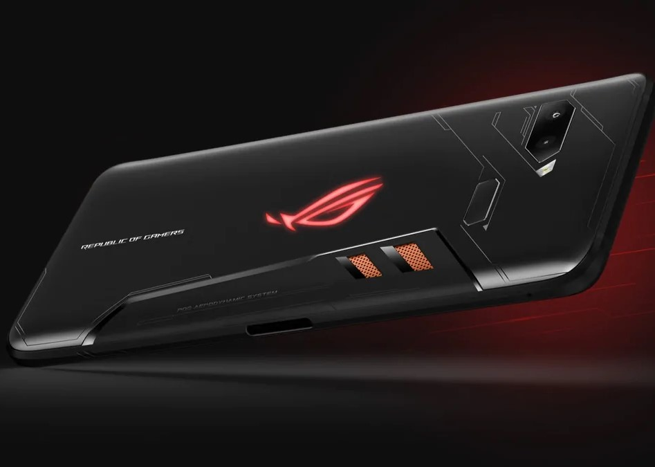 Asus ROG Phone II announced with 120Hz AMOLED display, Snapdragon 855