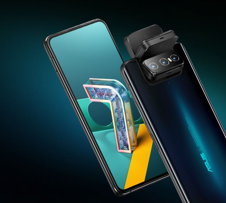 ASUS prods Zenfone 8 declaration for May 13