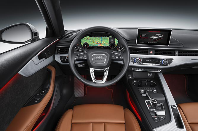 Qualcomm Says Innovation To Come From Cars Not Smartphones - Audi vehicles