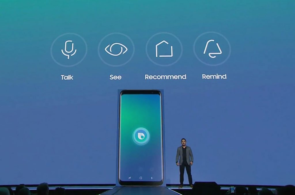 Samsung could work with Google on AI to improve Bixby