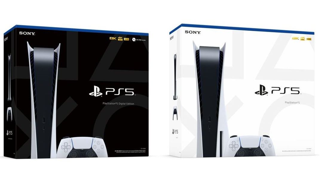 Playstation 5 Launch Games And Accessories Price Lists Revealed And Official Ps5 Boxes Keep The Design Clean And Simple Notebookcheck Net News