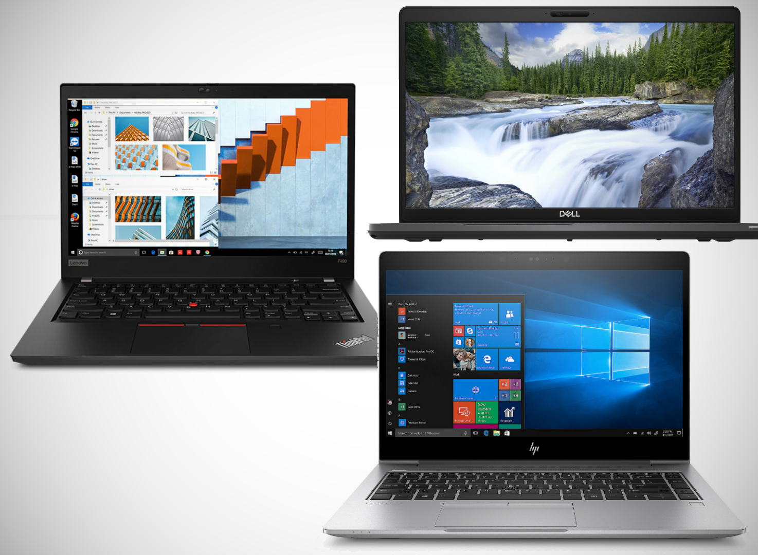 Are T Series Thinkpads Still King The Dell Vs Lenovo Vs Hp Business Laptop Showdown Notebookcheck Net News