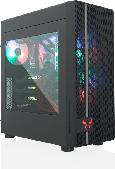 Riotoro Cr400 An Affordable Mid Tower Case With A Side