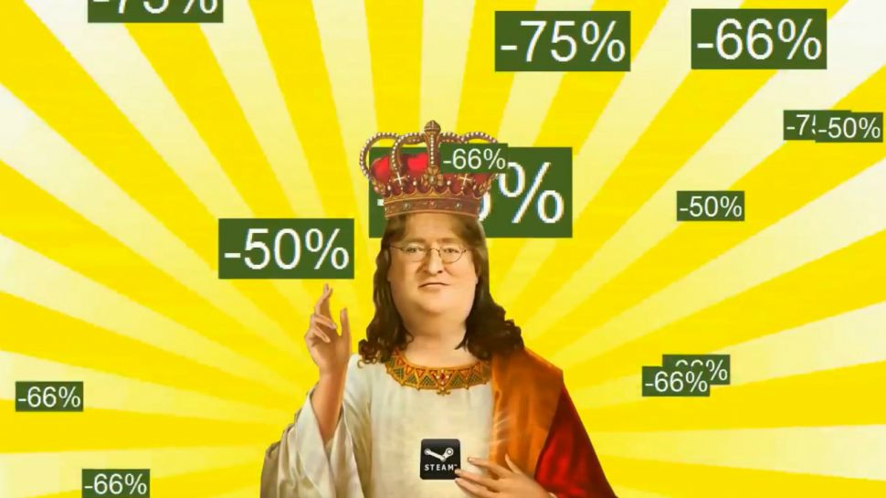 Steam Halloween, Autumn and Winter sale dates have leaked