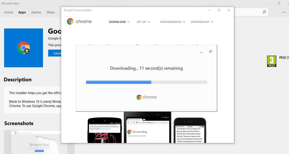 downloading photos to google photos