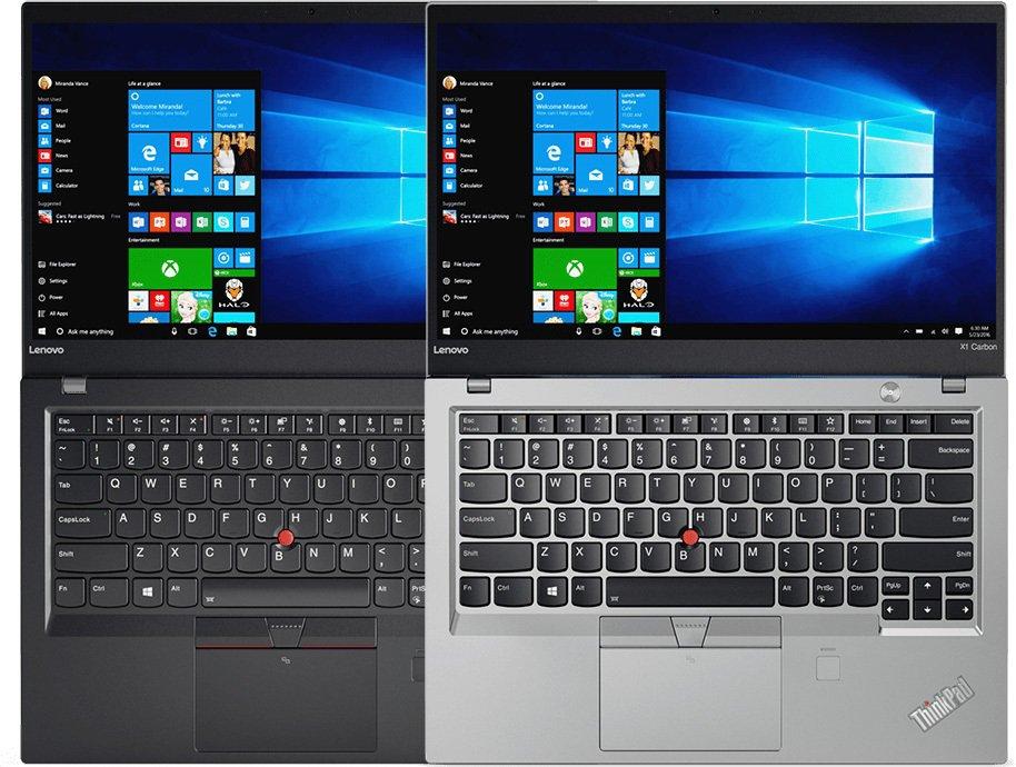 Lenovo: Thinkpad X1 Carbon 2017 leaks once again