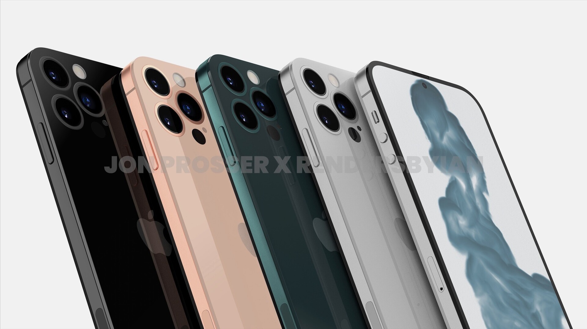 Leaked Apple iPhone 14 renders showcase major design changes from the iPhone  12 and iPhone 13 series - NotebookCheck.net News