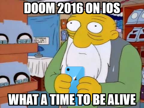 You can test DOOM on iOS for free later this year - NotebookCheck