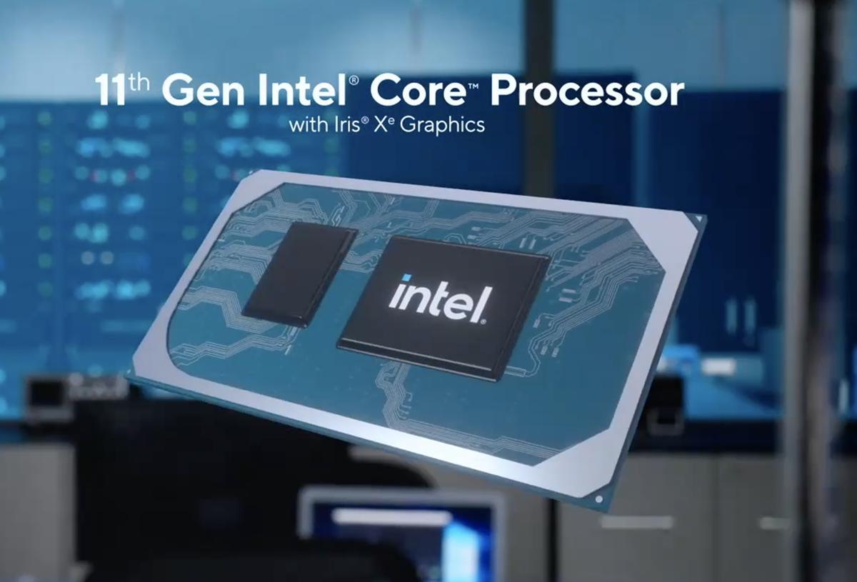 Intel представляет Tiger Lake Refresh на Computex 2021