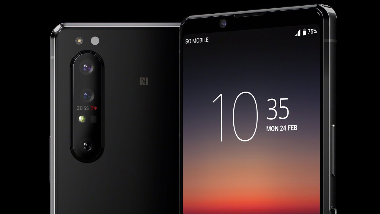 Sony Might Be Working on an Xperia 1 III Compact: Leak
