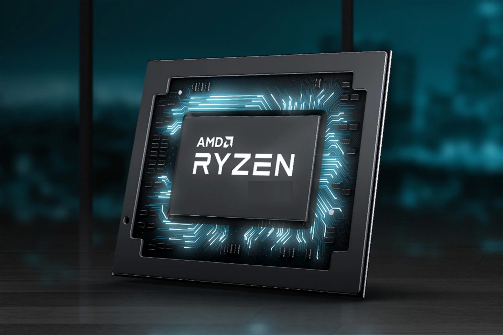 AMD laptop silicon roadmap between 2020 and 2022 flows with details on Rembrandt, Barcelo and Dragon Crest series thumbnail