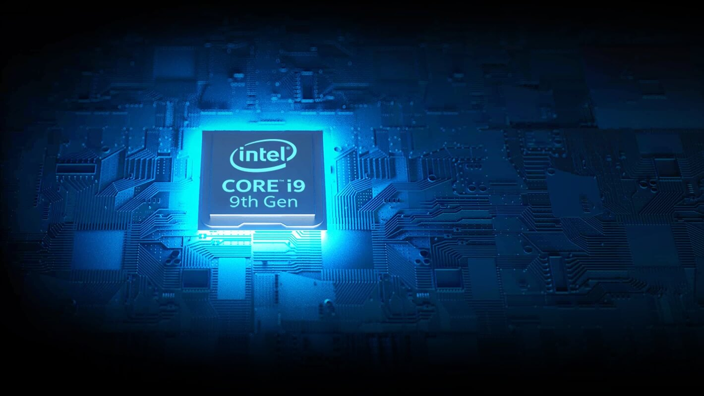 Intel Core i9-9900T scores up to 11% more than the Ryzen 7