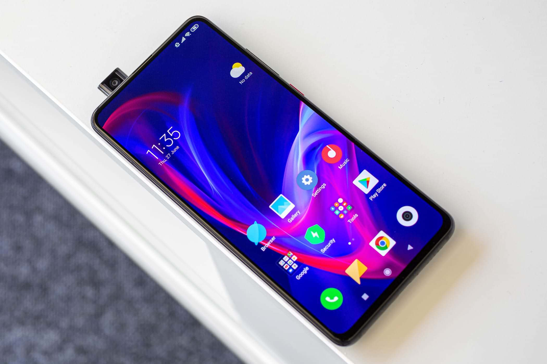 Leak confirms Xiaomi Redmi K30 Ultra with a MediaTek SoC, a 64 MP primary  camera and a pop-up camera as 120 W Xiaomi charger appears at the 3C -  NotebookCheck.net News