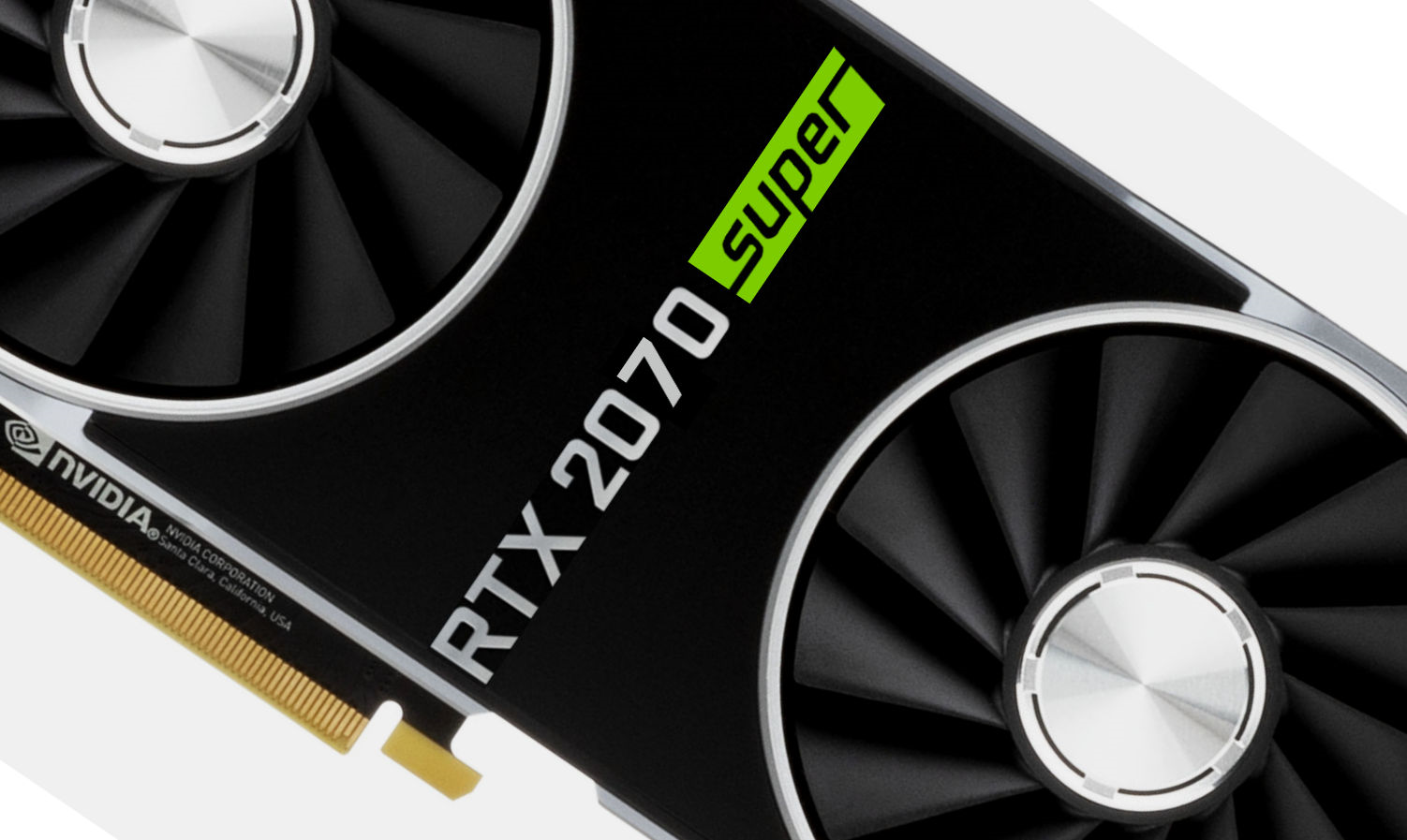 RTX 2060 SUPER and RTX 2070 SUPER edged out by AMD Radeon RX 5700 in