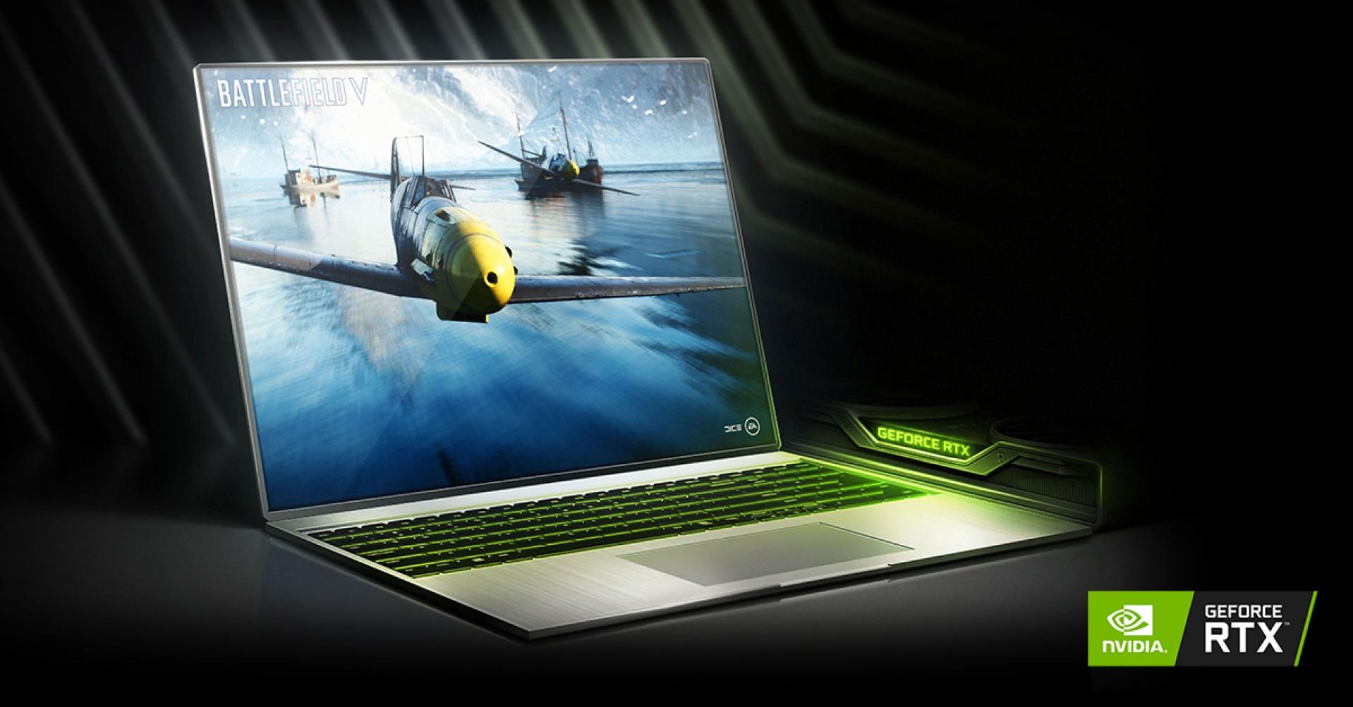 NVIDIA RTX 3000 GPUs & AMD Ryzen 5000H APUs