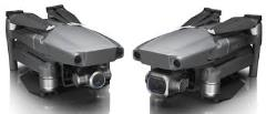 The Mavic 2 Pro and 2 Zoom are DJI's latest drones. (Source: petapixel.com)