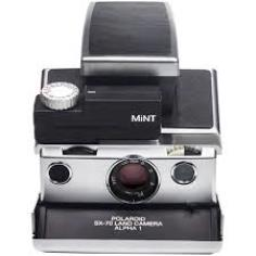 The new Polaroid instant camera/printer line updates the old Mint model with ZINK technology. (Source: B&H Photo)