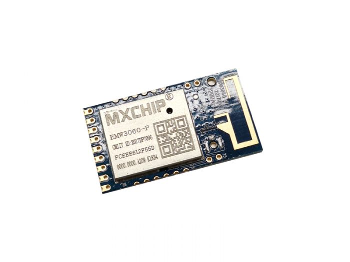 MXCHIP EMW3060: An Arduino alternative developer board with Wi-Fi