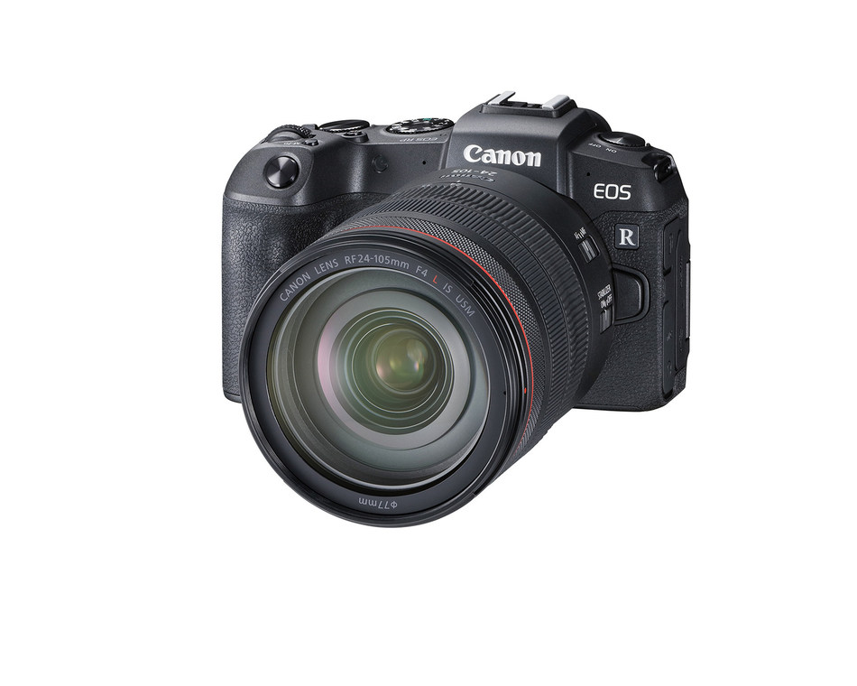 Canon has released its latest full-frame mirrorless EOS-R line camera