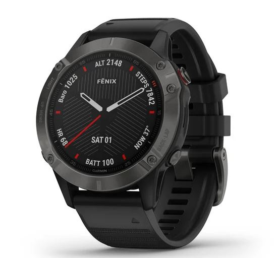Long-term review: The Garmin fēnix 6 Pro is able to do (almost) anything, and it does it pretty well