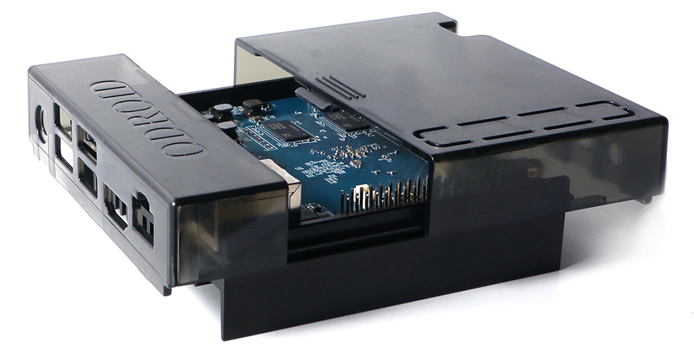The Hardkernel ODROID-N2: A Raspberry Pi alternative with ...