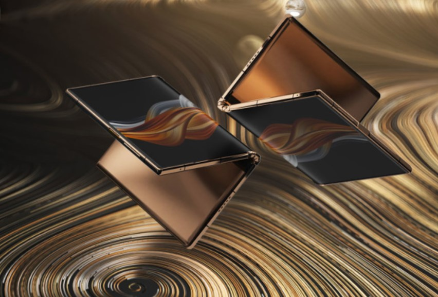 Royole launches its second foldable smartphone, competing with this phone