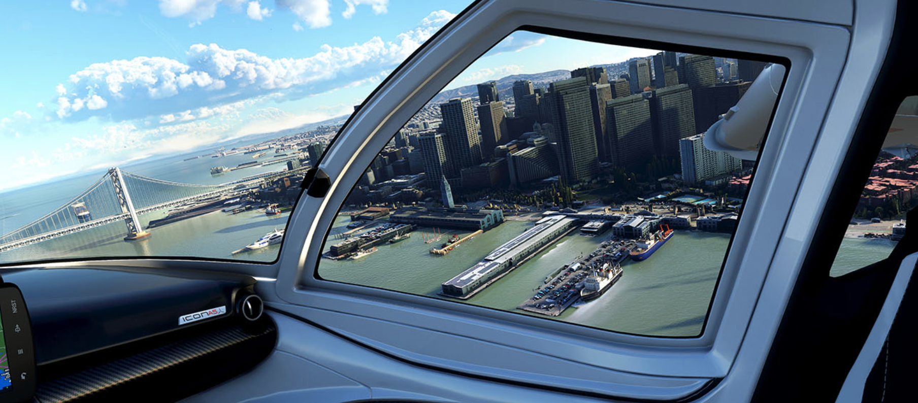 Microsoft teases Azure AI-powered Flight Simulator for PC and Xbox