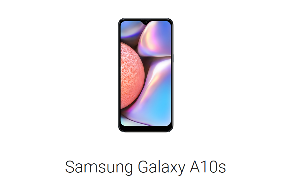 Samsung Galaxy A10s details surface in new Android Enterprise